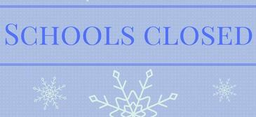 Schools Closed Thursday 12/17/2020